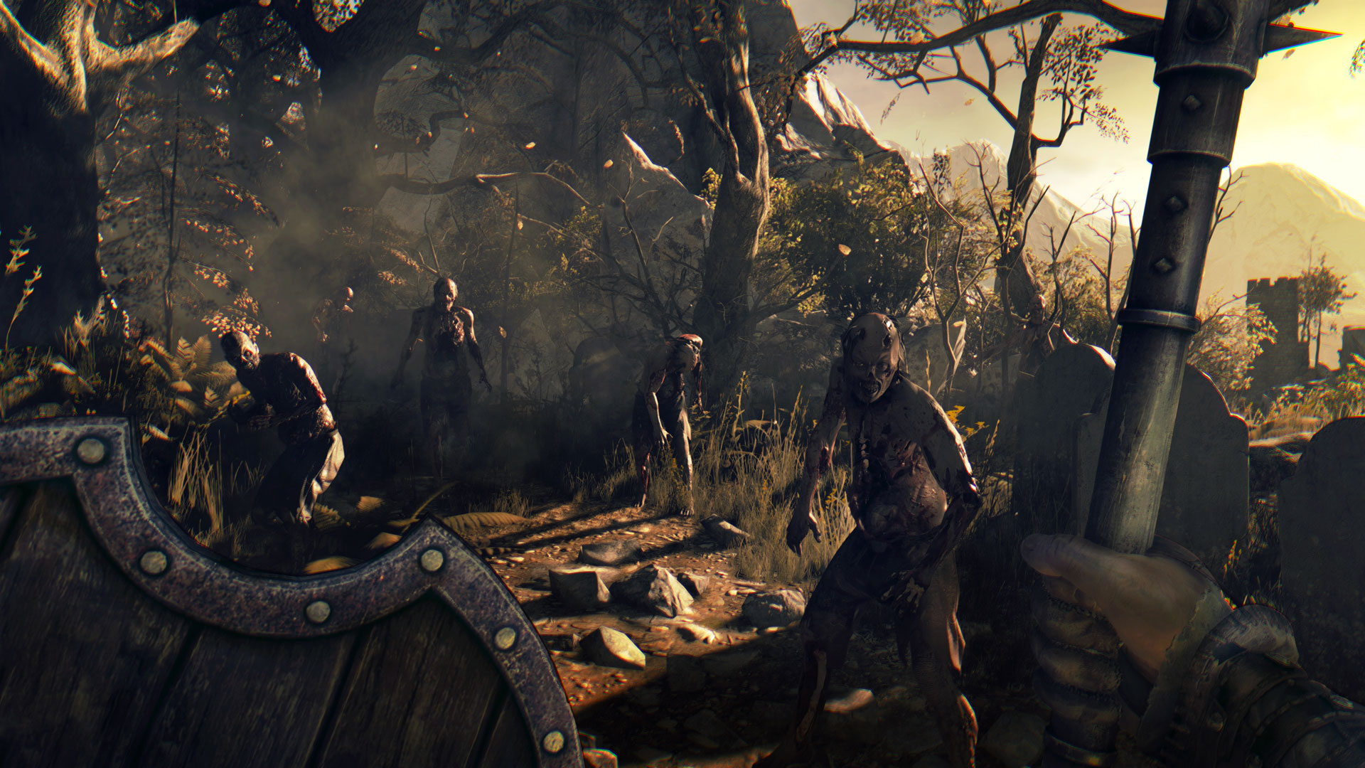 Pubg Wallpaper Zombie: Hellraid Not Cancelled; Techland Won't Leave Dying Light