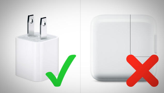iPhone iPad Chargers