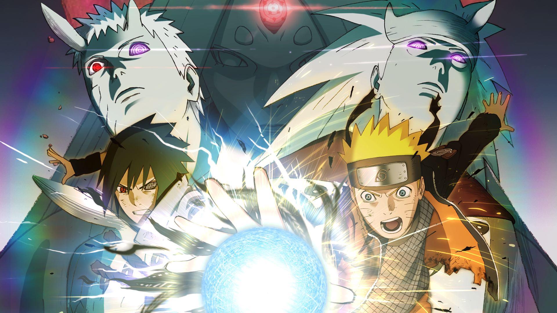 Naruto-Loads