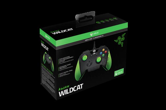 Razer Wildcat Controller