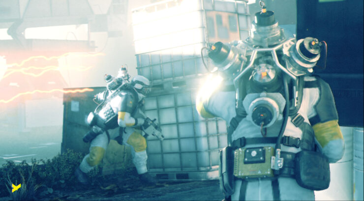 Quantum Break Gets New Act 2 Gameplay Video, New Screens Showcasing