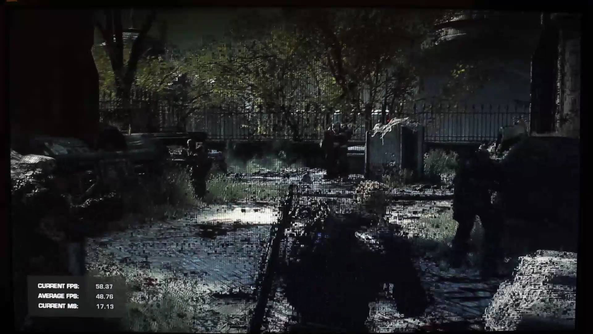 Gears Of War Ultimate Edition Visual Corruption