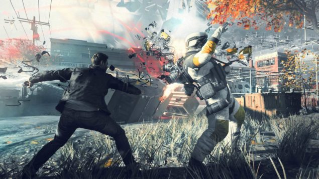 Quantum Break PC settings