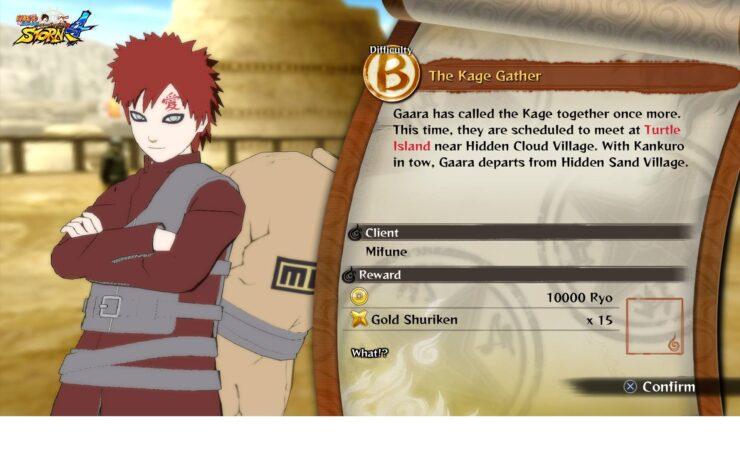 Naruto Shippuden Ultimate Ninja Storm 4 New Screenshots Showcase