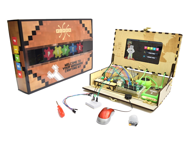 piper raspberry pi computer kit