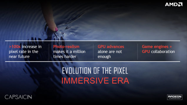 AMD Immersive Era Roadmap