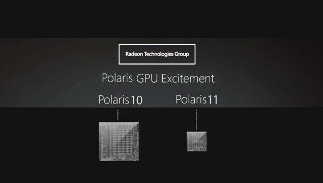 AMD Polaris 10 And Polaris 11 GPUs Feature