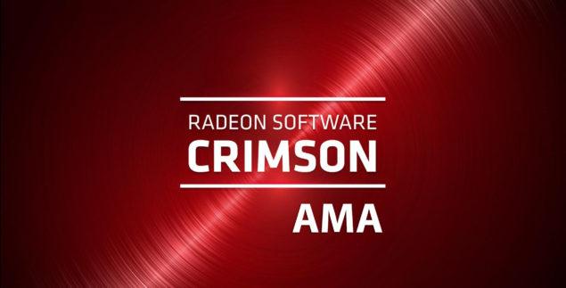 AMD RTG AMA Reddit