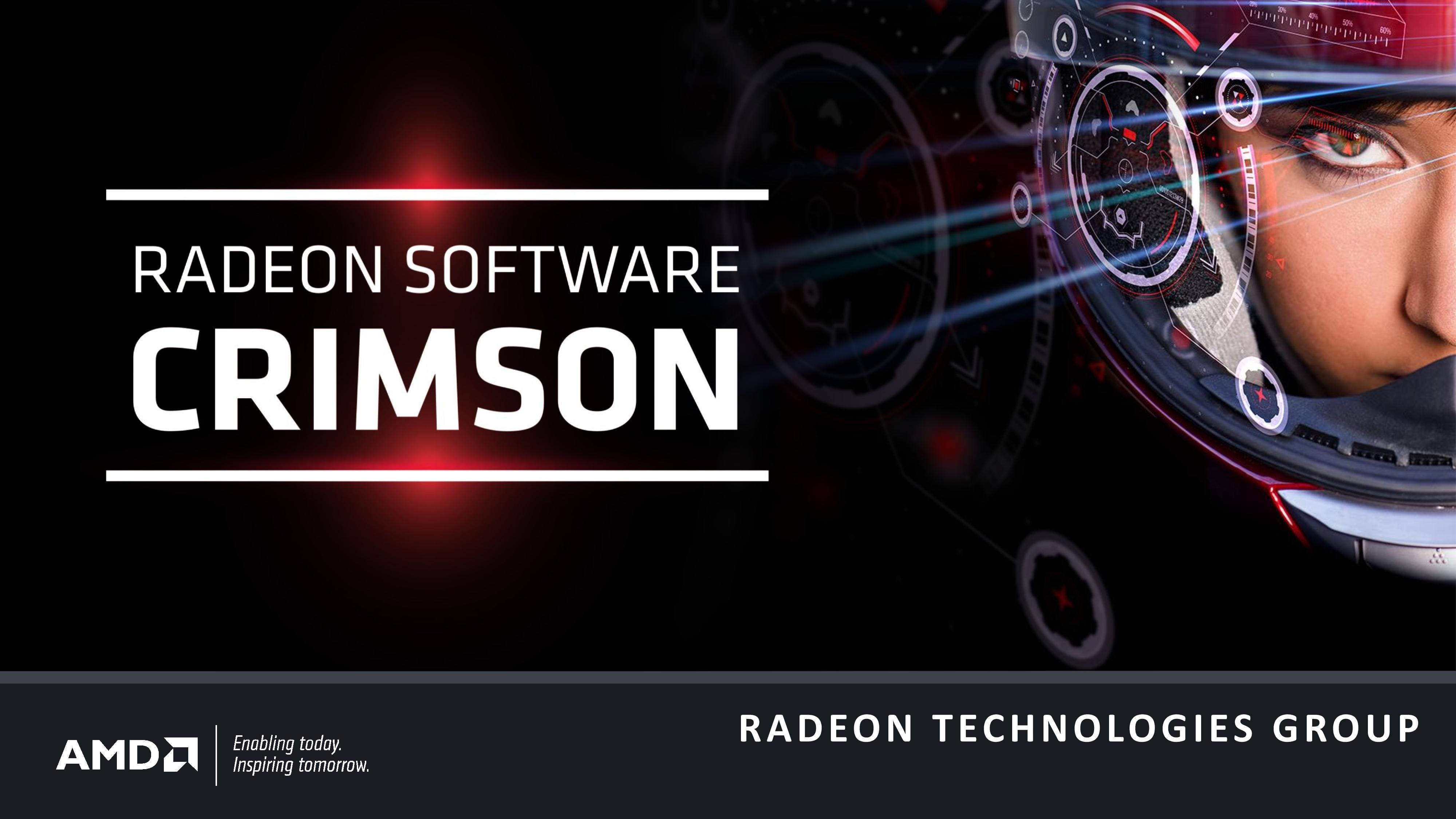 Amd Release Crimson Edition 16 3 Drivers With Hitman Dx12 Support Fury X Gets 60 And R9 380x Gets 44 Performance Increase In Gears Of War