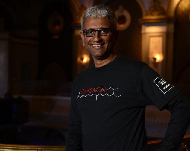 AMD Raja Koduri Capsaicin