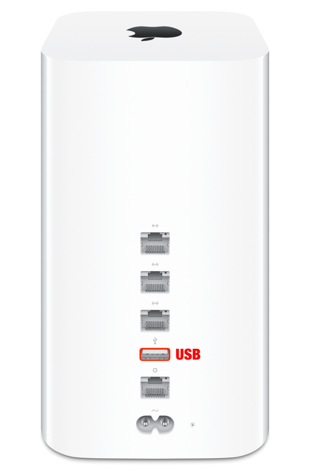 AirPort Extreme USB