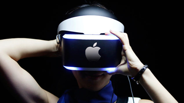 Apple Virtual Reality Feature