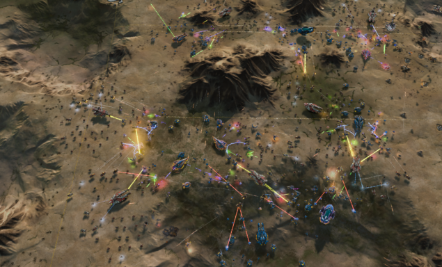 Ashes of the Singularity - 16