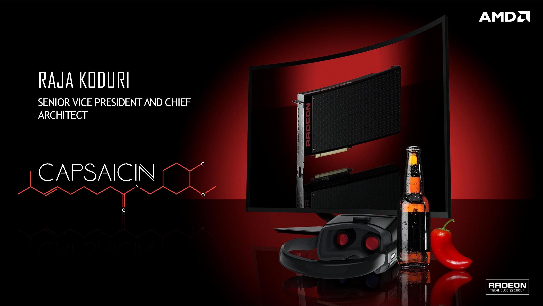 AMD Capsaicin GDC 2016
