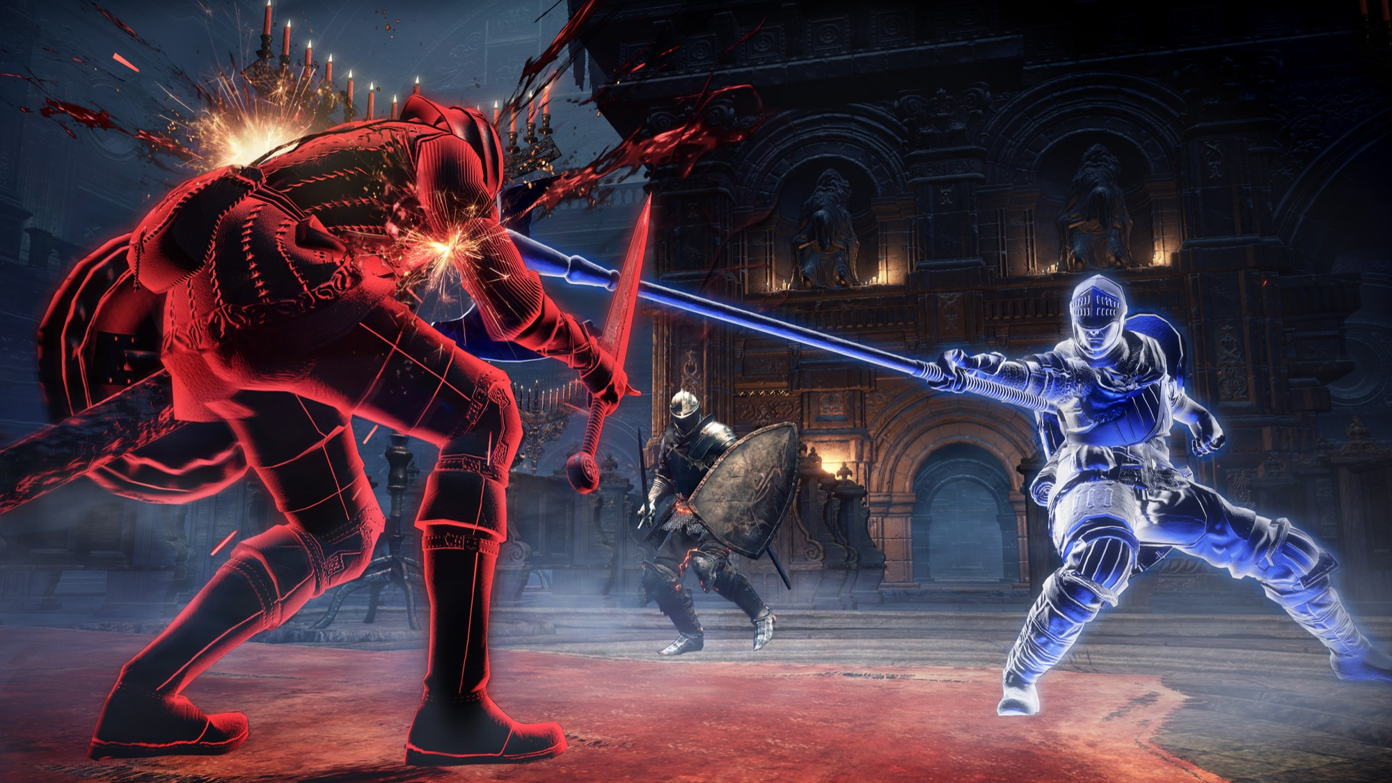 Tons Of Dark Souls 3 Ps4 Gameplay Leaks Before Release Pc Graphics Game Soul Iii The Year Edition