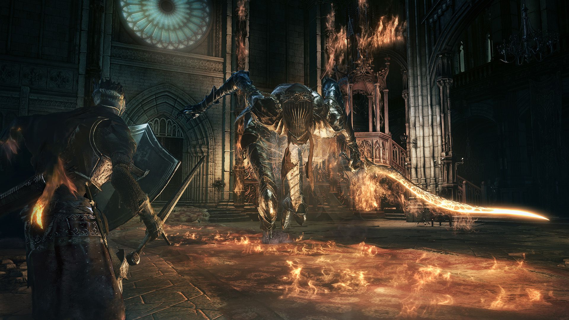 Dark Souls 3 New Pvp Maps Revealed The Ringed City Weapons