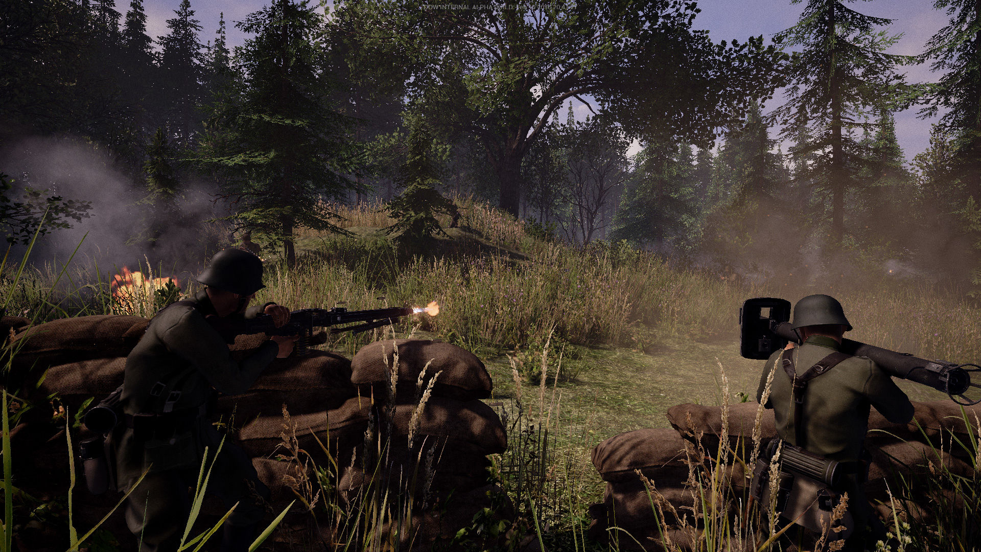 Ue4 Wwii Fps Days Of War Kickstarter Campaign Relaunched With Lower Funding Target New Shared