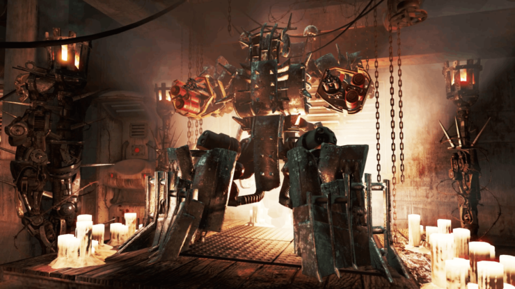 UPDATED: Release Times] Fallout 4 DLC Automatron Is A Mecha