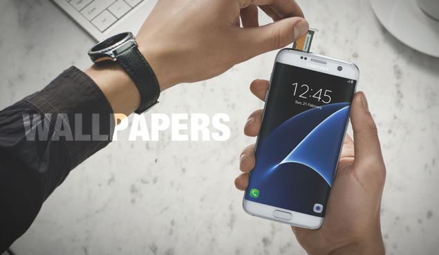 Download Official Galaxy S7 And Galaxy S7 Edge Wallpapers