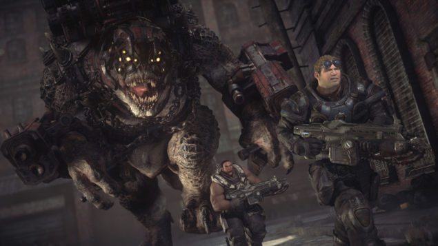 Gears Of War Ultimate Edition Matchmaking