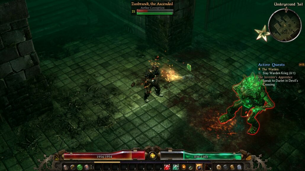 Grim Dawn Review - Looting Made Easy