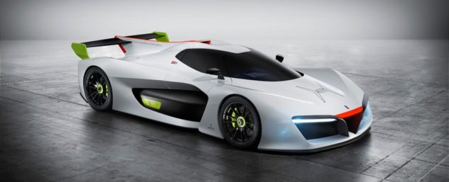 Fastest Hybrid Car >> Pininfarina Is Making The Fastest Hybrid Car Ever And It