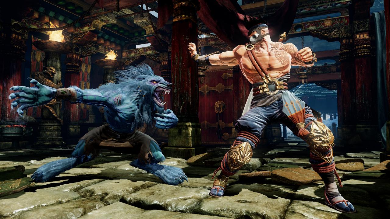 Xbox Head Loves Mortal Kombat/Killer Instinct Crossover