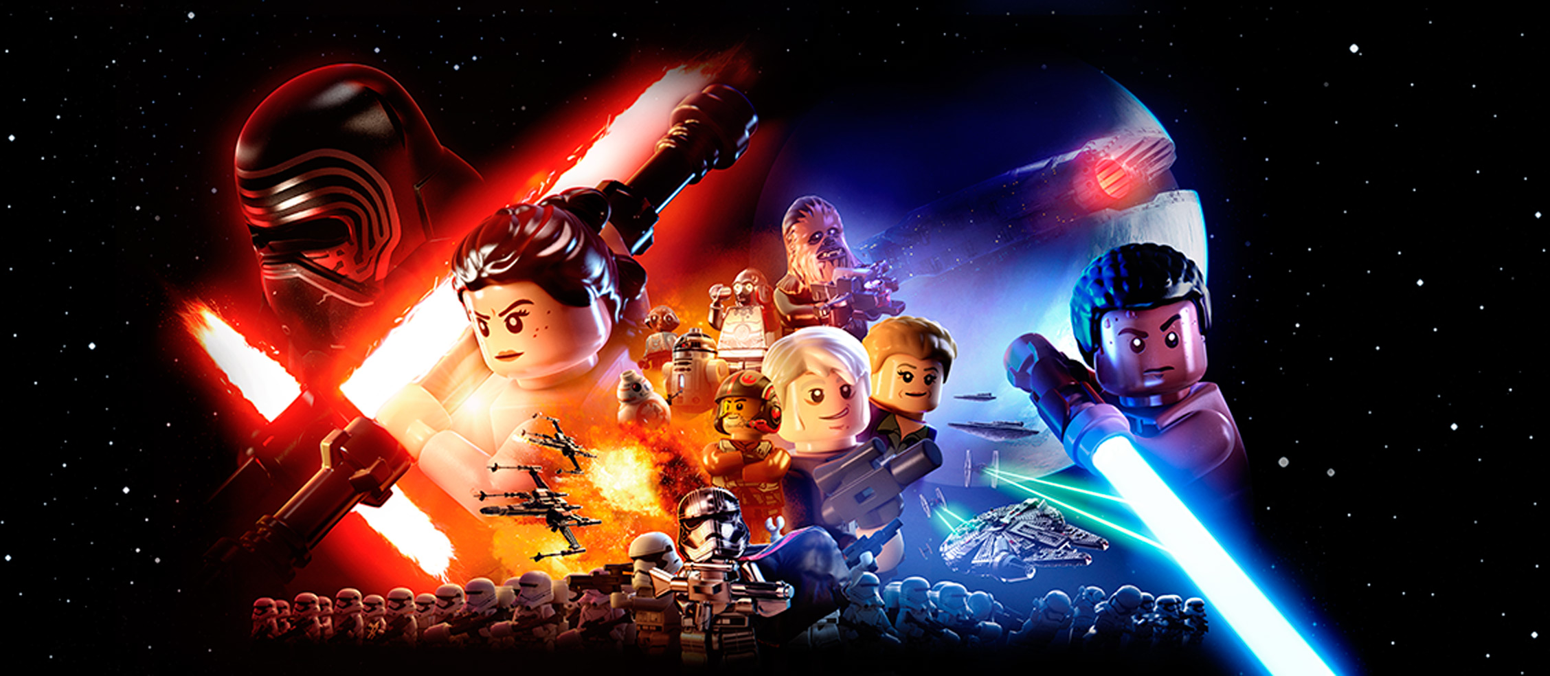 lego star wars the force awakens gets new trailer to celebrate star wars day. Black Bedroom Furniture Sets. Home Design Ideas