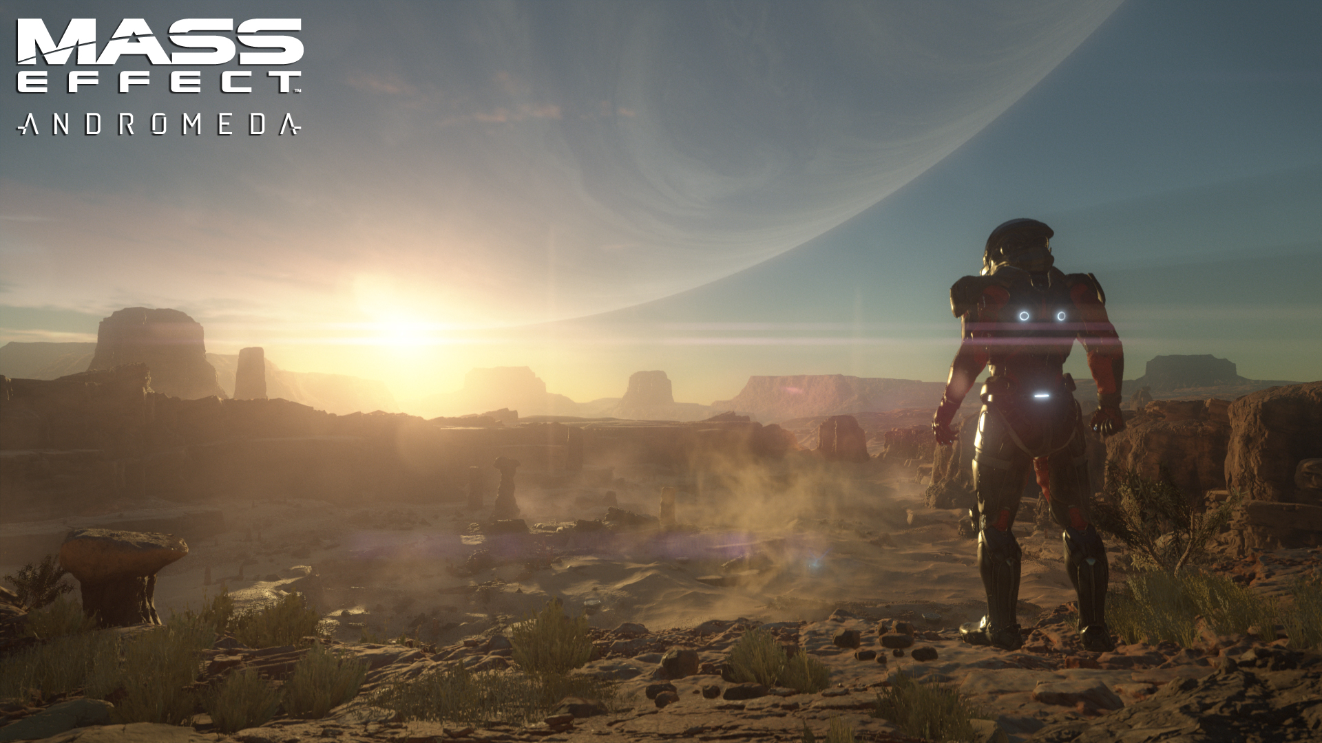 Mass Effect Andromeda Reportedly Looks Incredible With Hugely Improved Facial Animations More