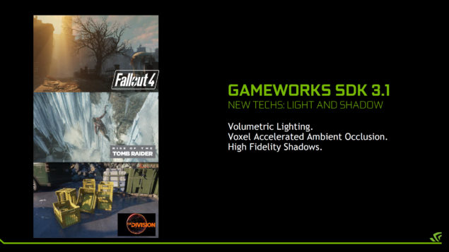 NVIDIA Gameworks 3.1 SDK_Fallout 4