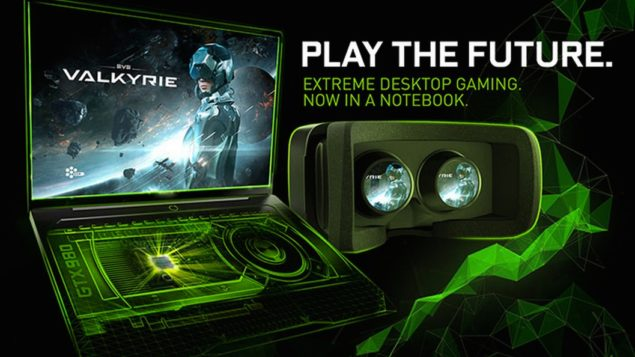 NVIDIA GeForce Pascal Mobility