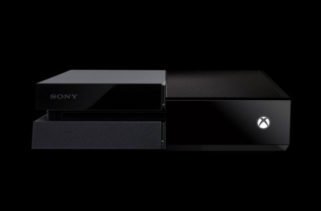 PlayStation 4 and Xbox One PS4