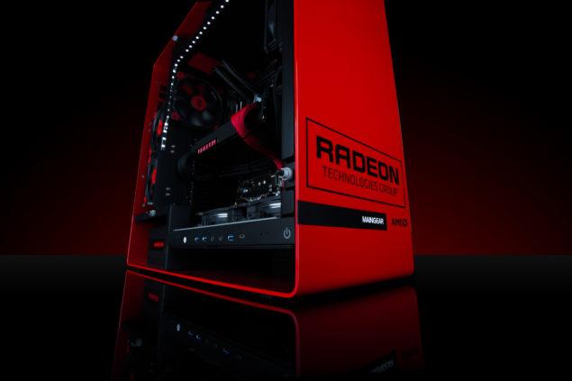 AMD Polaris Radeon R9 480
