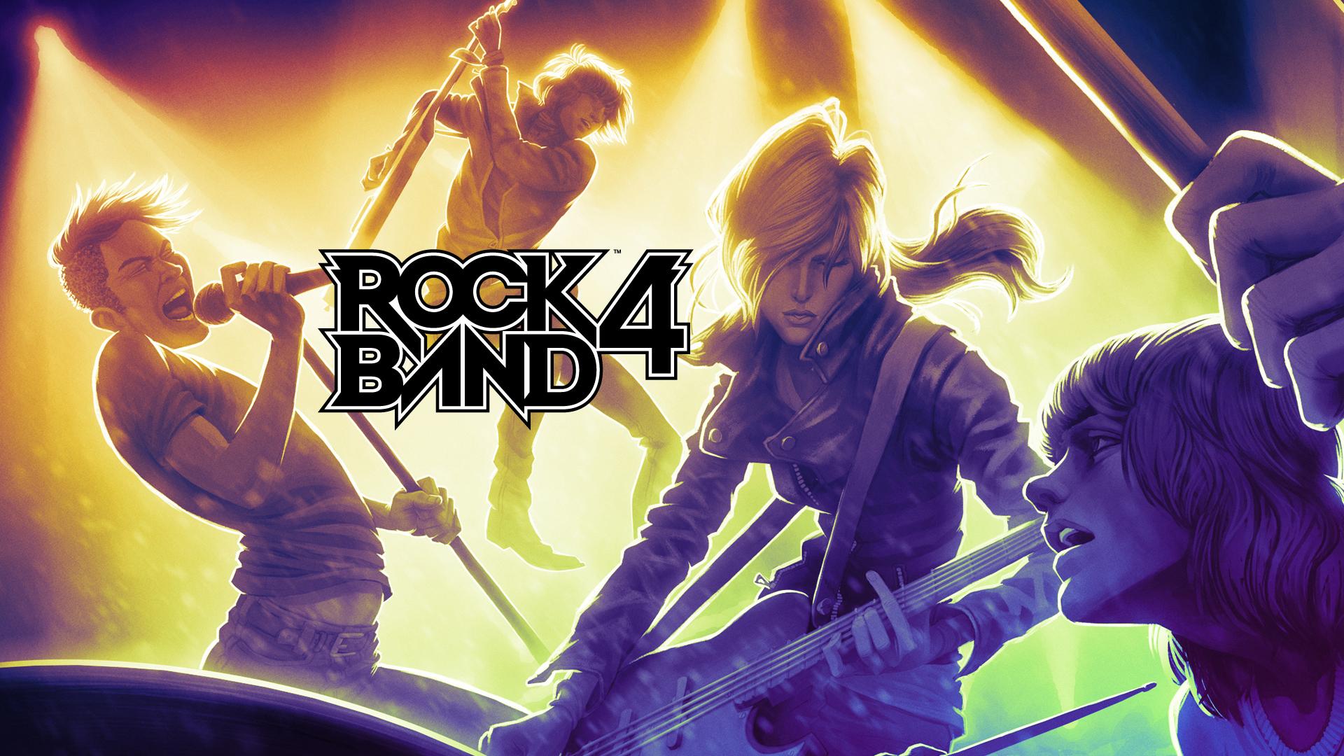 Rock Band 2 - GameSpot