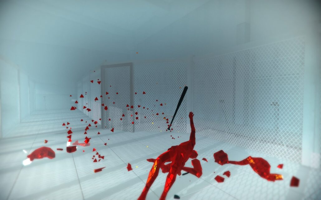 SUPERHOT 03 - The Group