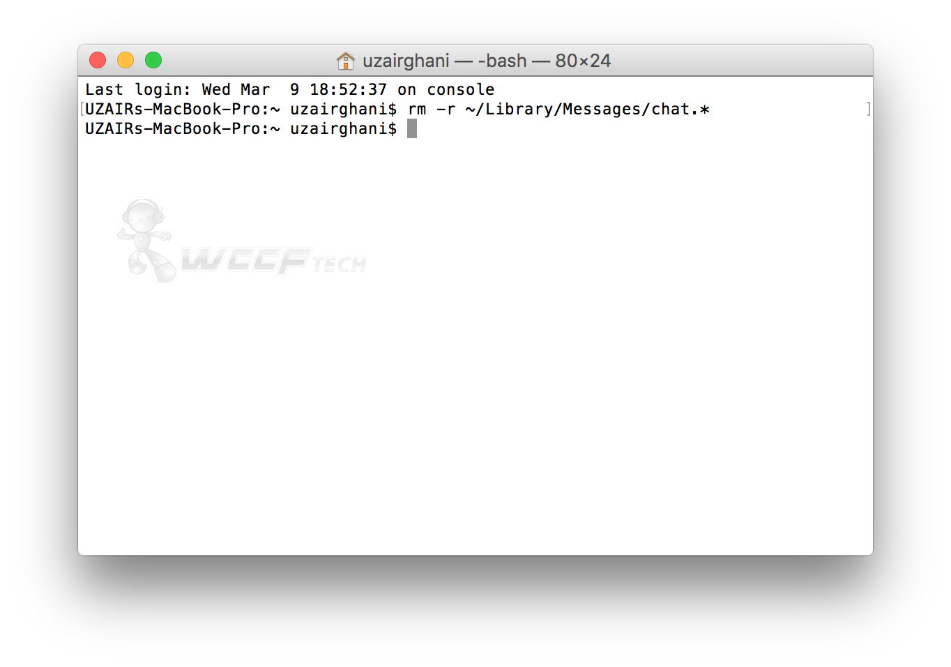 macos - Terminal.app command on OS X to Copy Files to a ...