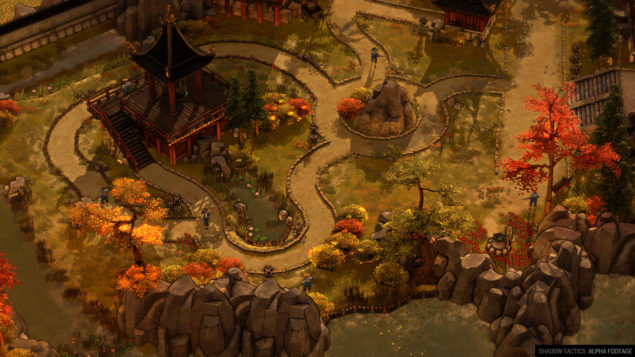 Real Time Tactics Game Shadow Tactics Revealed To Release Later This Year On Pc And Consoles