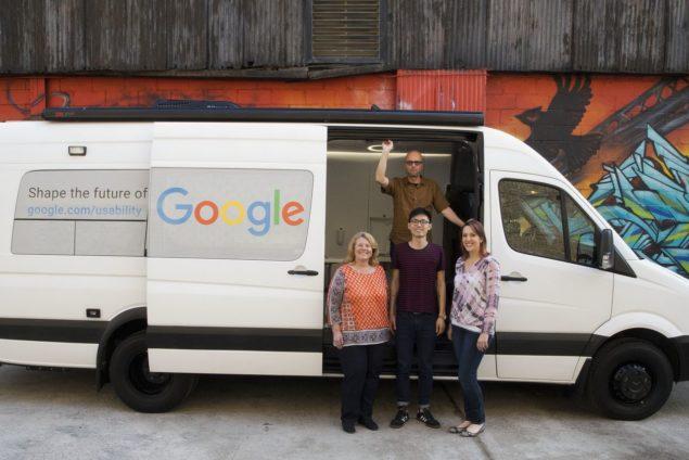 google van