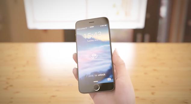 iPhone 7 Camera concept