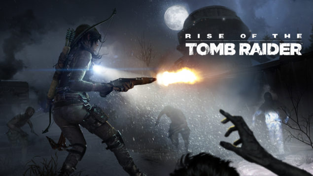 Rise of the tomb raider dlc