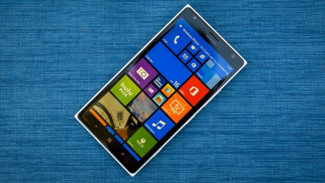 Windows 10 Mobile release 1520