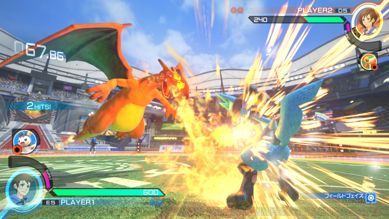 Image result for switch pokken