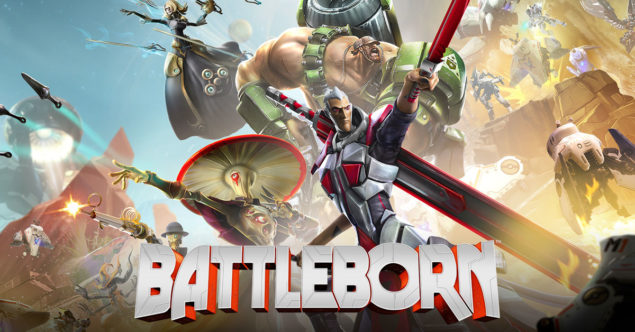 Battleborn PC requirements