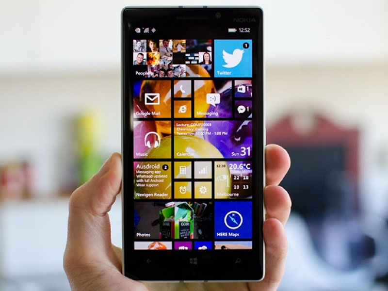 Windows 10 Mobile Rollout