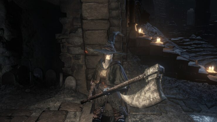 Dark Souls 3 Unused Weapons And Armors Screens Surface Online, New Update Now Available