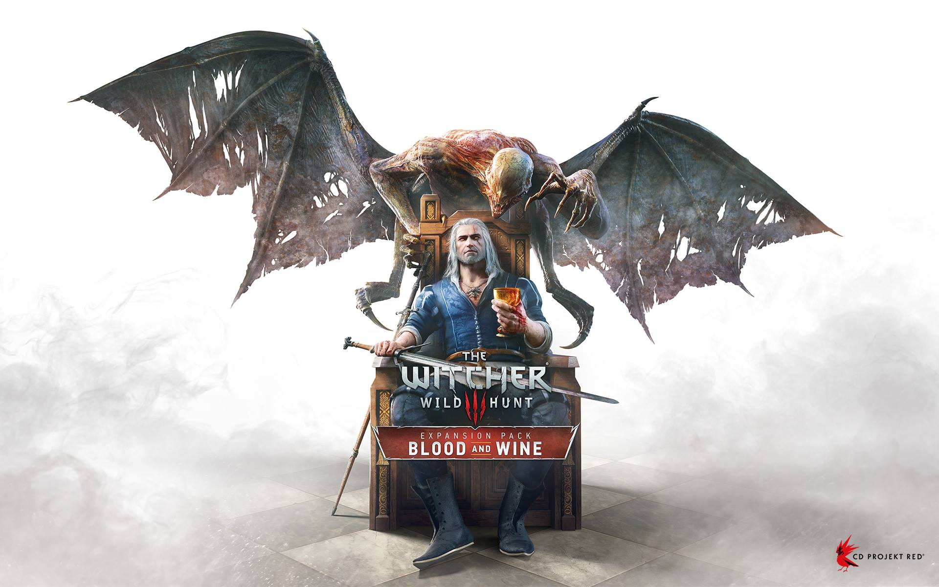 The Witcher 3 Blood And Wine Full Toussaint Map, Manticore Gear Set ...