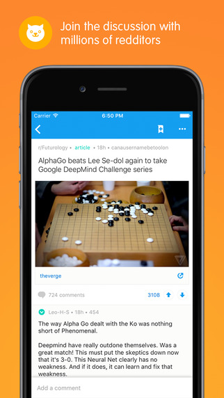 Download The Official Reddit App For iOS, Android - Direct Links