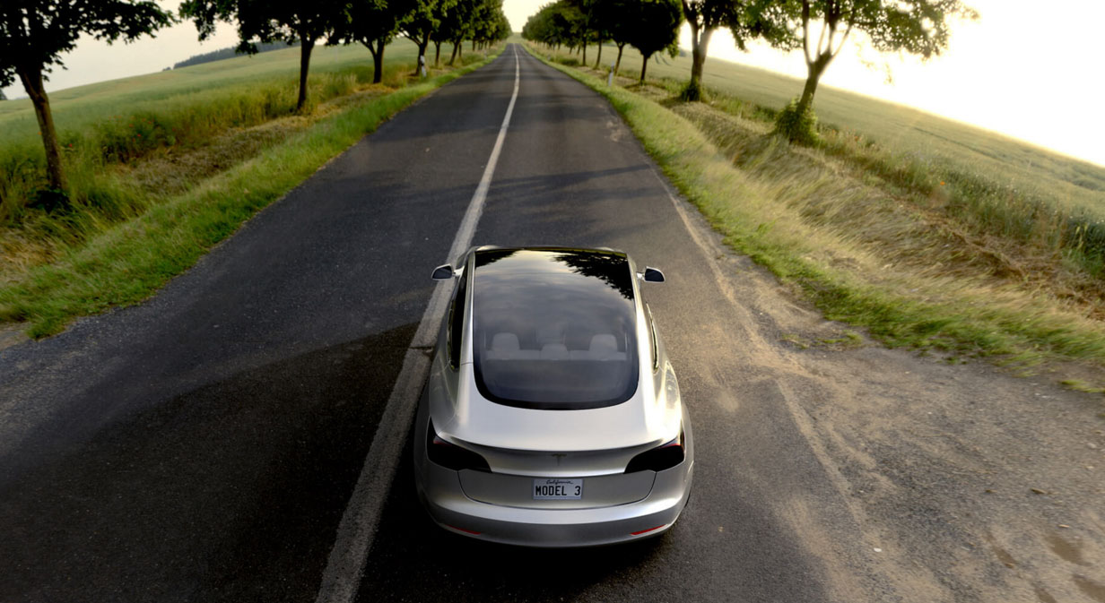 Tesla Model 3 Is Finally Here – The CAR Made For The Masses