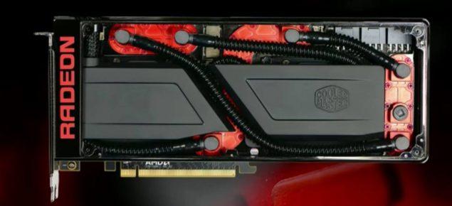 AMD Radeon Pro Duo Cooler
