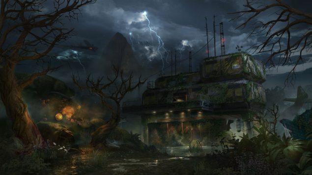 Blacks Op 3 Eclipse DLC Zombies